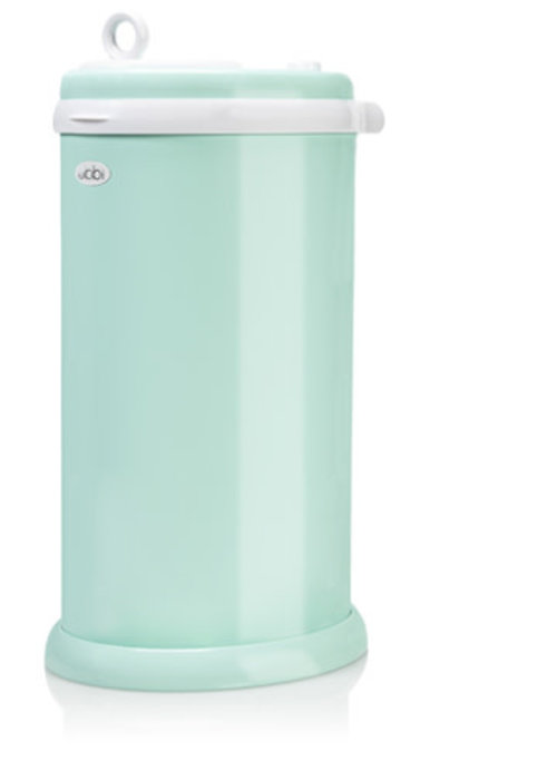 Ubbi World Ubbi Diaper Pail In Mint