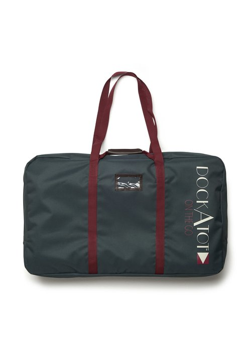 Dock A Tot Dock A Tot Deluxe+ Dock - Deluxe Transport Bag - Midnight Teal
