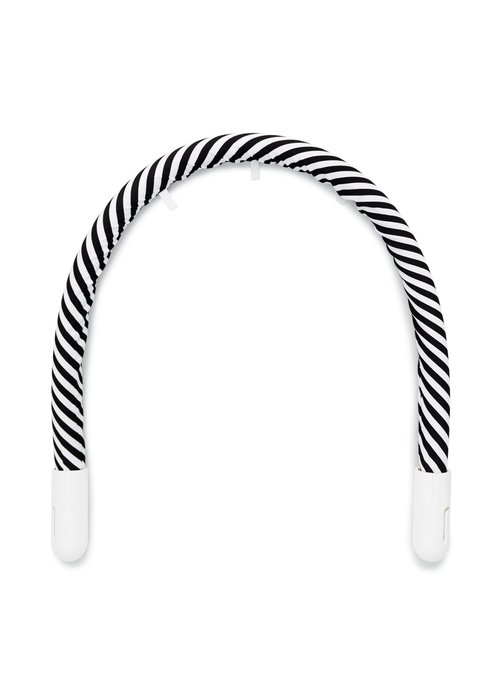 Dock A Tot Dock A Tot Toy Bar Black-White Stripe