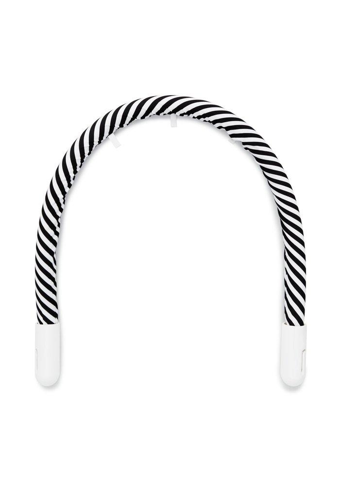 Dock A Tot Toy Bar Black-White Stripe
