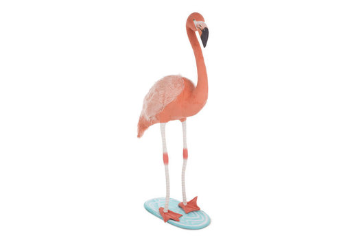 Melissa And Doug Melissa And Doug Lifelike Plush Flamingo Stuffed Animal