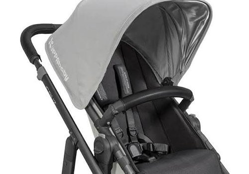 UppaBaby Uppa Baby Leather Bumper Covers-For Vista, Cruz, Rumble Seat In Black