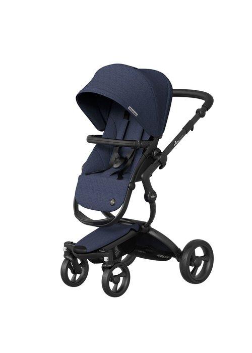 Mima Kids Mima Kids Xari Sport Stroller In Black/Denim