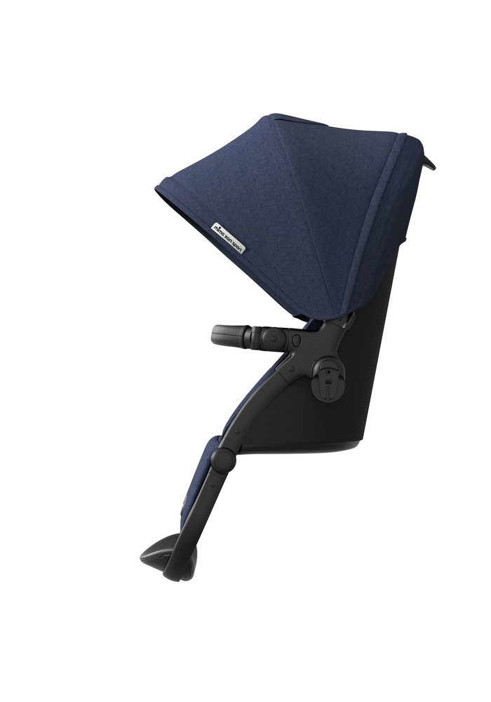 Mima Kids Xari XL Seat, Canopy In Denim