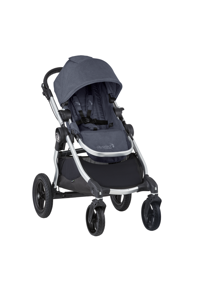 2020 Baby Jogger City Select In Carbon