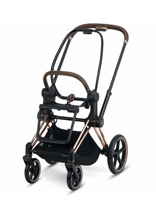 Cybex 2020 Cybex ePRIAM Frame Included Seat Hardpart In Rose Gold