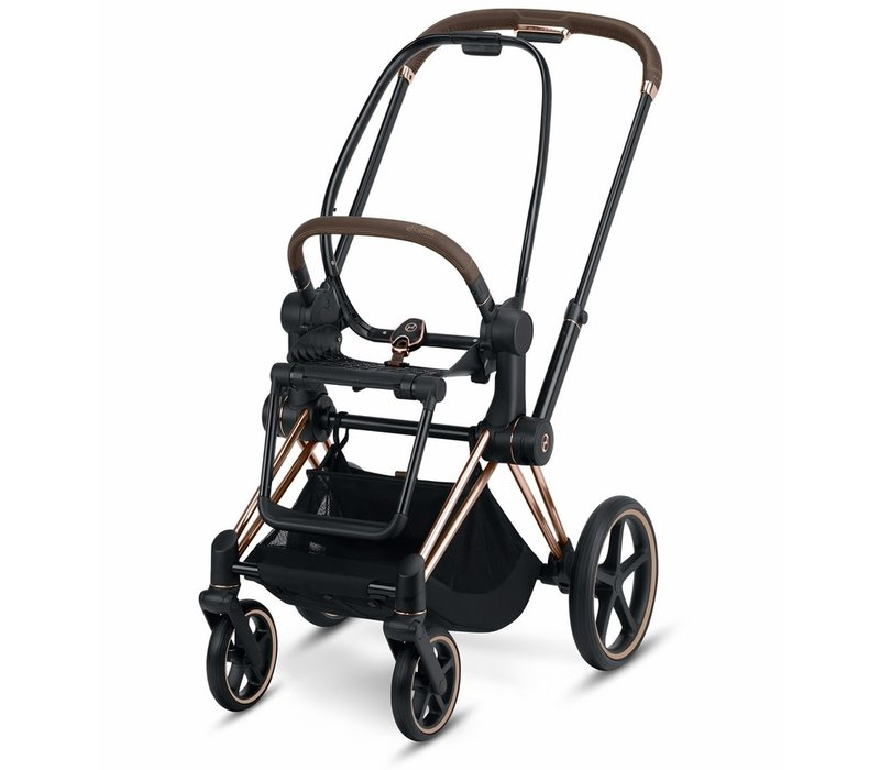 2020 Cybex ePRIAM Frame Included Seat Hardpart In Rose Gold
