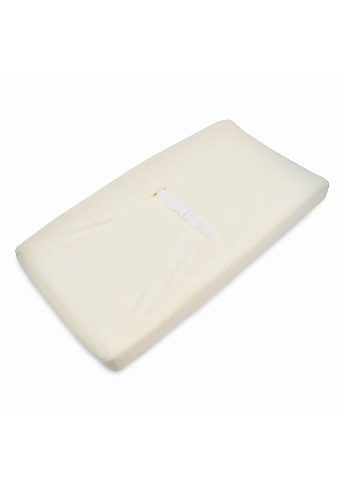 American Baby Changing Pad Cover In Ecru (Beige)