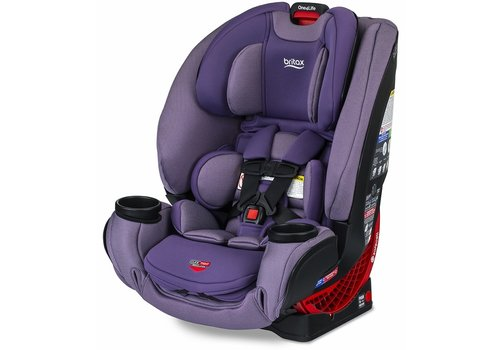 Britax Britax One4LIfe All In One Clicktight Car Seat In Plum