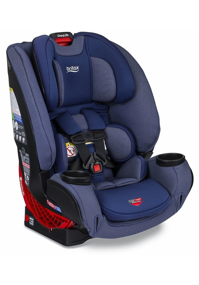 Britax One4LIfe All In One Clicktight Car Seat In Cadet