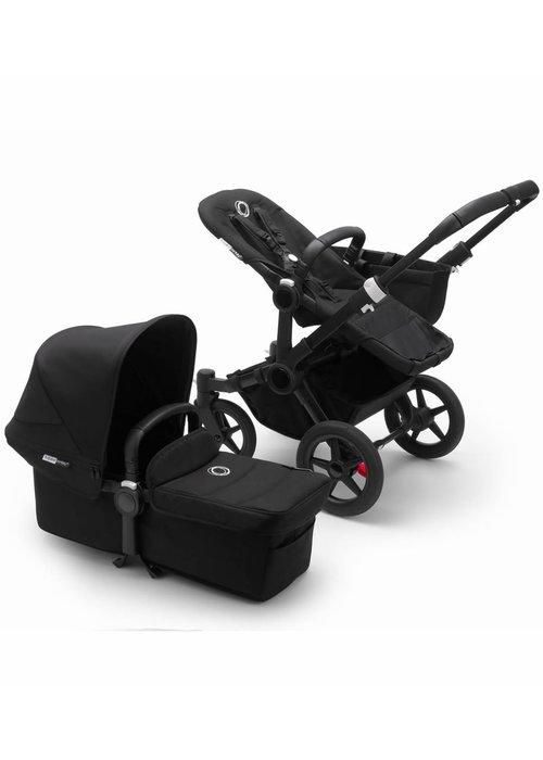 Bugaboo Bugaboo Donkey3 Mono Complete Stroller - Black/Black/Black