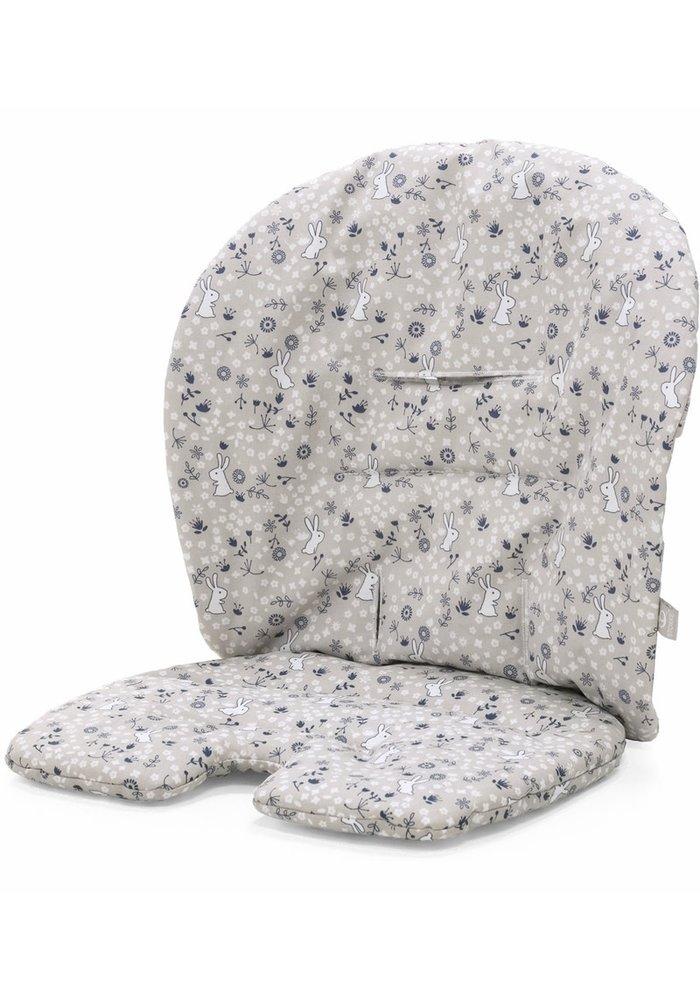 Stokke Steps Cushion In Garden Bunny