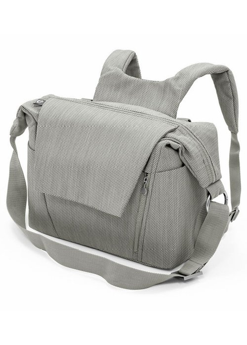 Stokke Stokke Universal Changing Bag In Brushed Grey