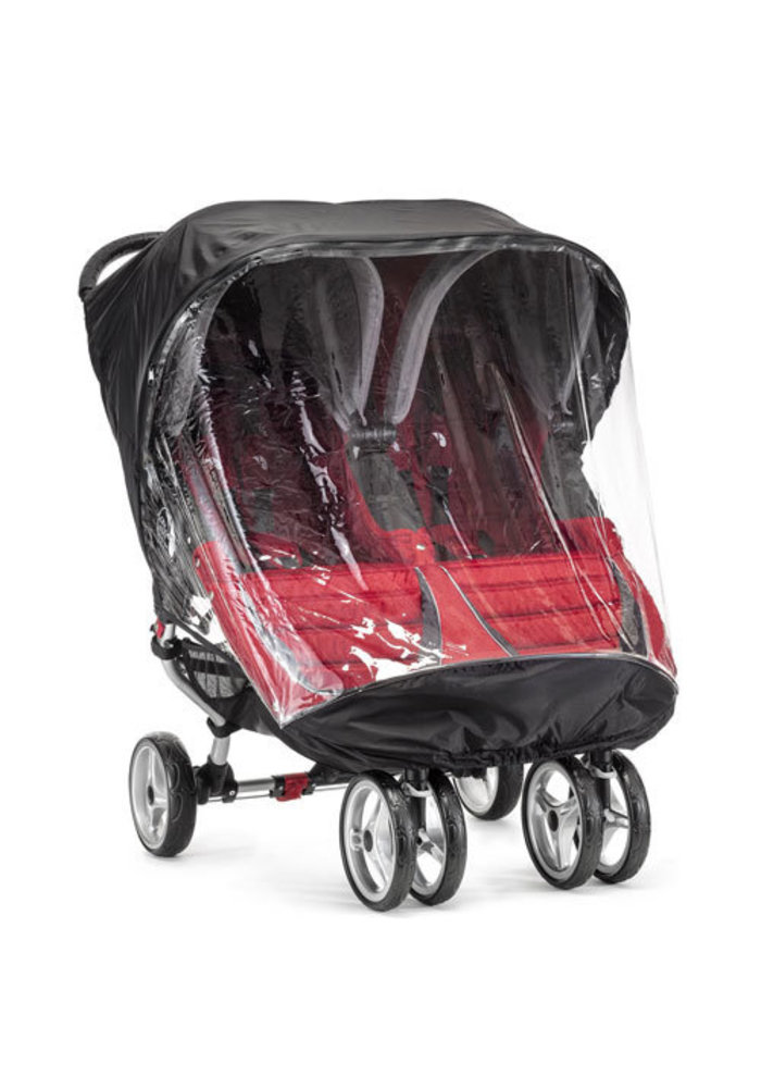 Baby Jogger City Mini or City Mini GT Series Double Rain Canopy