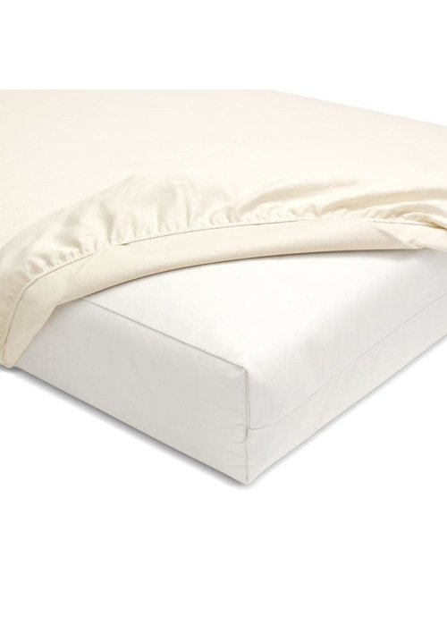 Naturepedic Naturepedic Organic Cotton Waterproof Protector Pad - Crib Fitted
