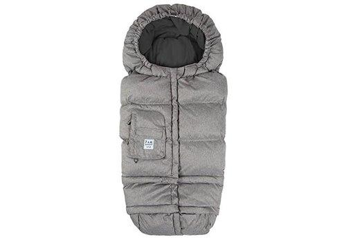 7 AM 7 A.M. Enfant Evolution 212 Blanket In Heather Grey- 6 Months -4 Toddler