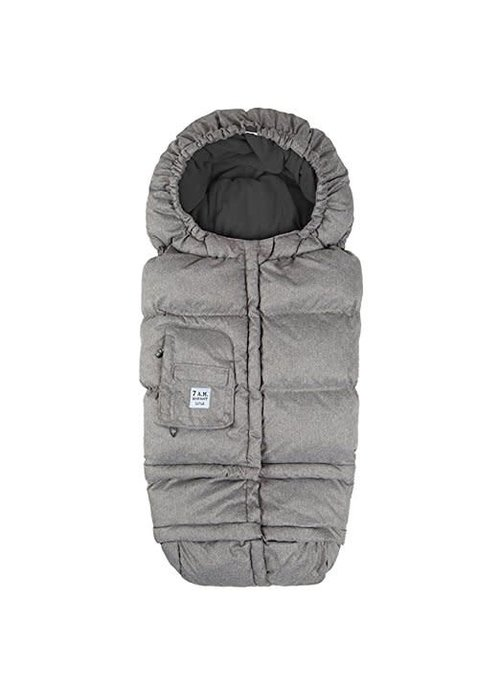 7 AM 7 A.M. Enfant Evolution 212 Blanket In Heather Grey- 6 Months -4 Toddler