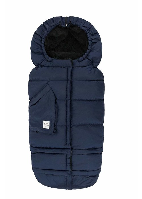 7 AM 7 A.M. Enfant Evolution 212 Blanket In Midnight- 6 Months -4 Toddler
