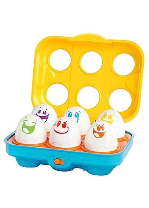 Tomy Tomy Hide N Squeak Eggs