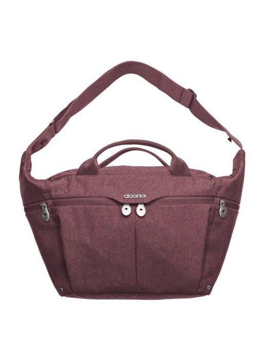 Doona Doona All-Day Bag In Cherry- Burgundy