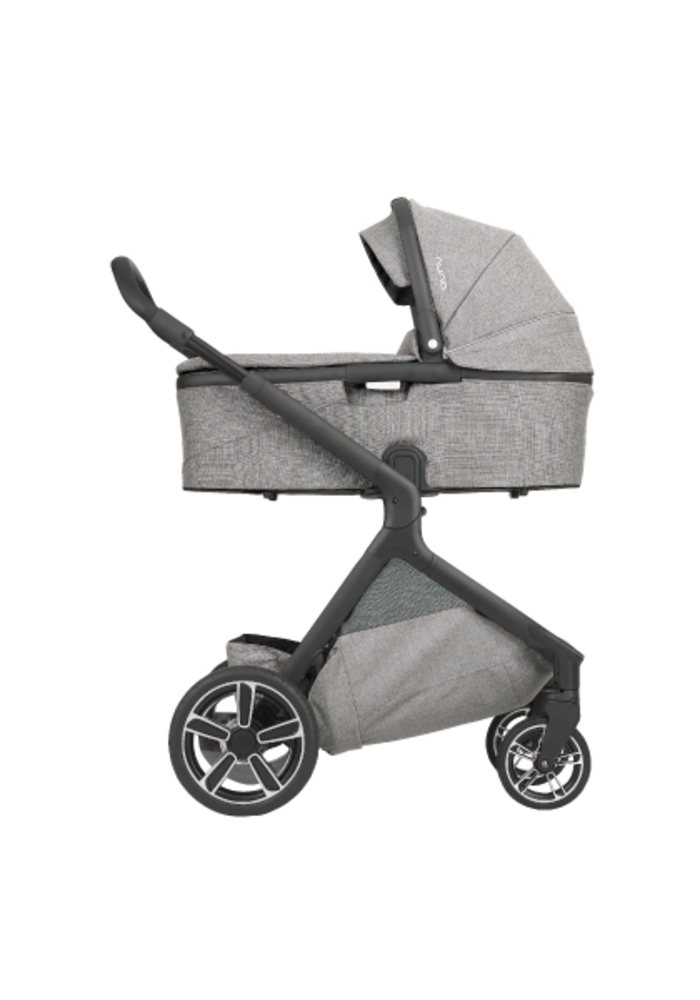 Nuna Demi Grow Bassinet In Frost
