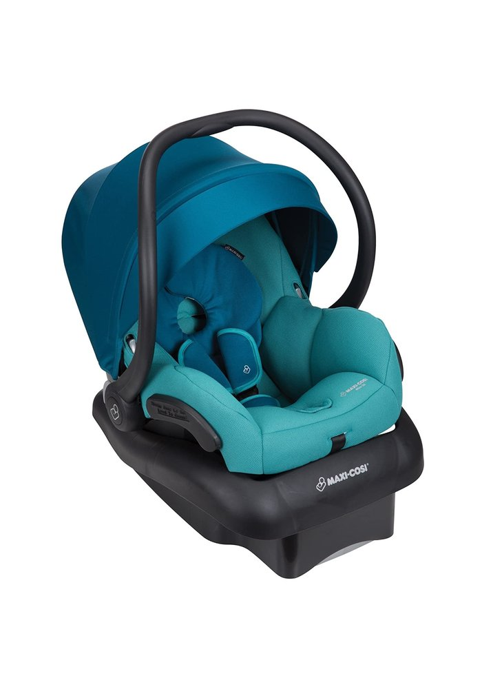 Maxi Cosi Mico 30 Infant Car Seat With Base In Emerald Tide