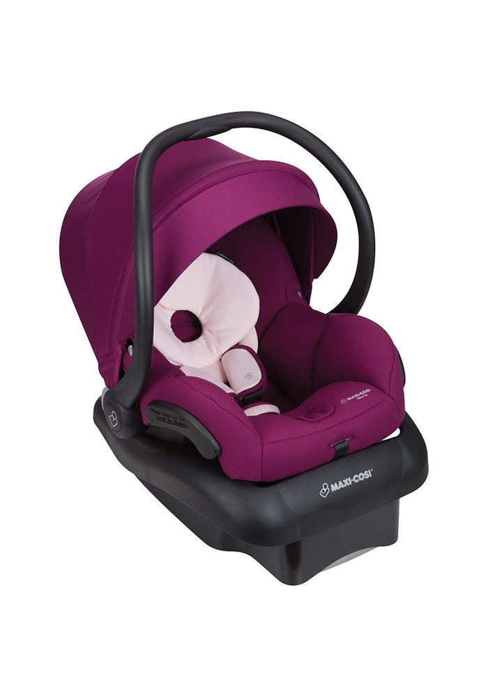 Maxi Cosi Mico 30 Infant Car Seat With Base In Violet Caspia