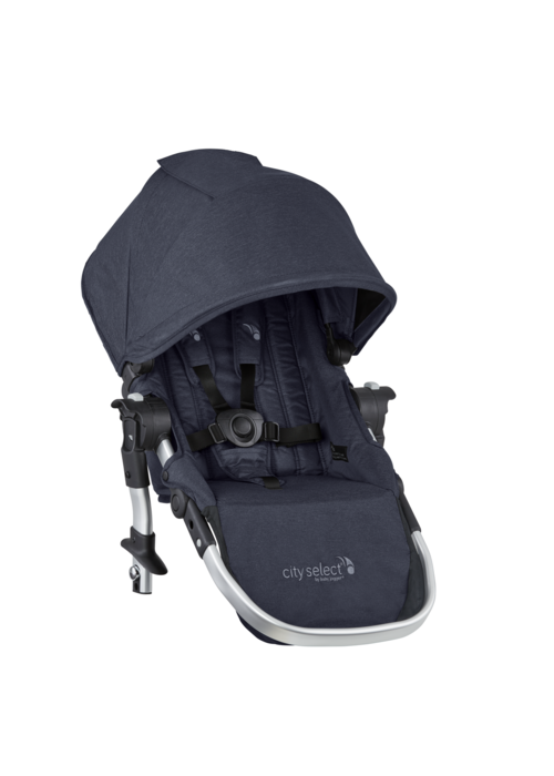 Baby Jogger 2020 Baby Jogger City Select Second Seat Kit In Carbon