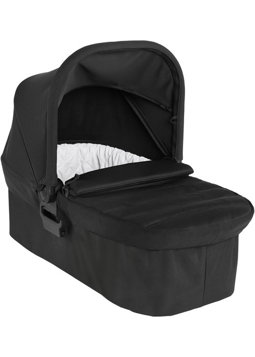 Baby Jogger 2020 Baby Jogger Bassinet In Jet  For City Mini, GT, Elite, Summit X3