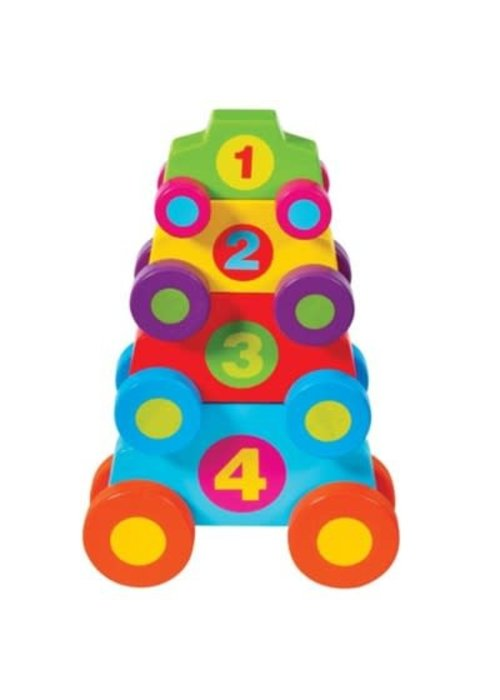 Schylling Schylling Stack And Play Cars