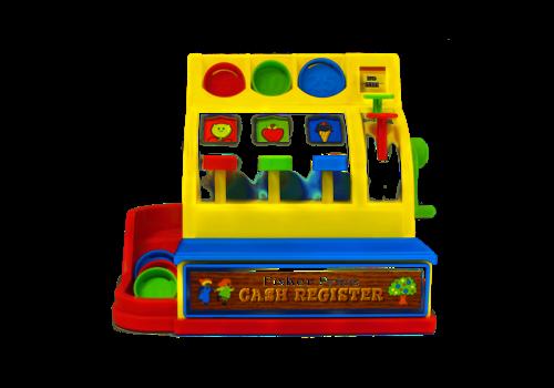 Fisher Price Fisher-Price Classics Retro Cash Register