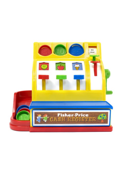 Fisher Price Fisher-Price Classics Retro Cash Register