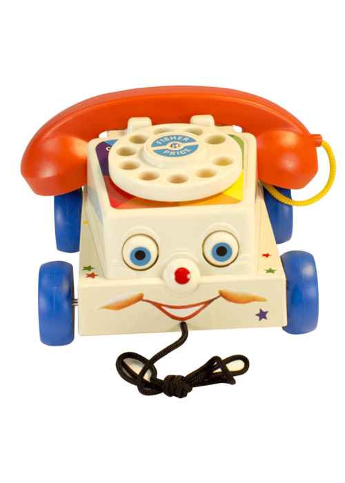 Fisher Price Fisher Price Classics Retro Chatter Phone