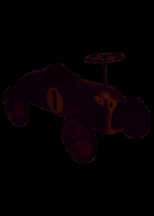Schylling Schylling Silver Racecar Metal Speedster