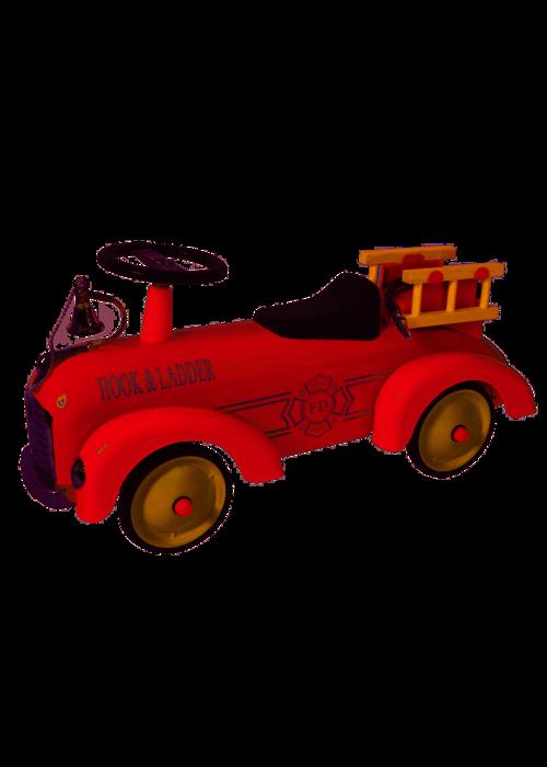 Schylling Schylling Metal Speedster-Fire Truck