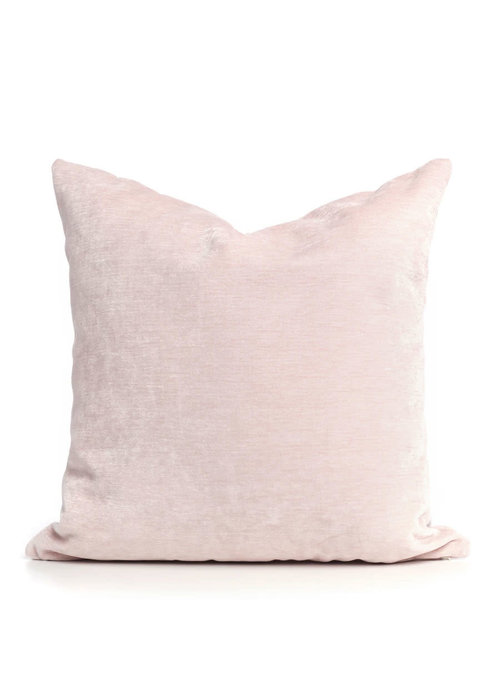 Oilo Oilo Velveteen Blush Pillow