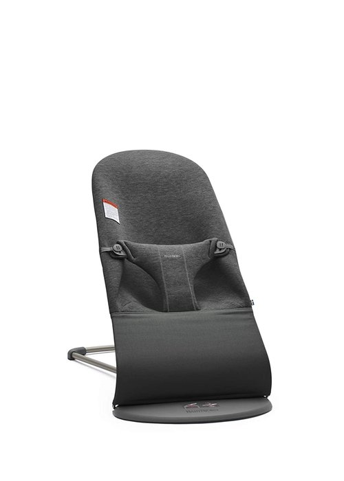 Baby Bjorn BABYBJORN Bouncer Bliss 3D Jersey In Charcoal
