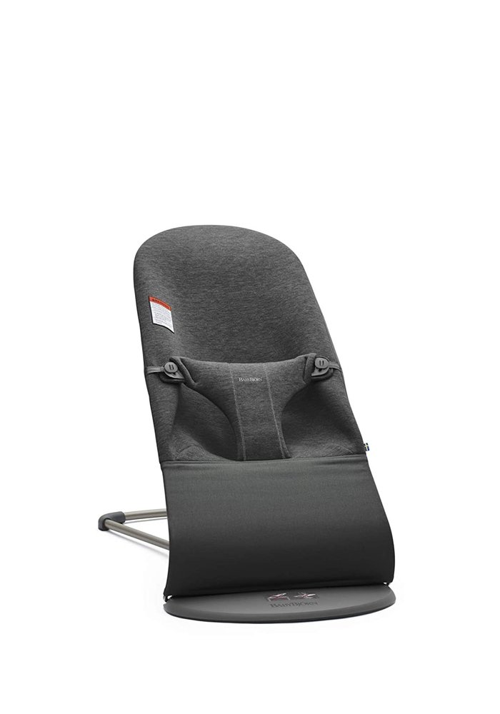 BABYBJORN Bouncer Bliss 3D Jersey In Charcoal