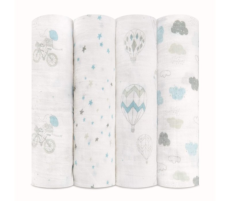 aden + anais Night Sky Classic Swaddles (4 Pack)