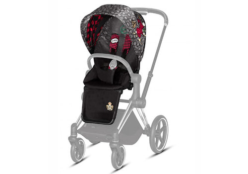 Cybex Cybex Priam Seat Pack in Rebellious
