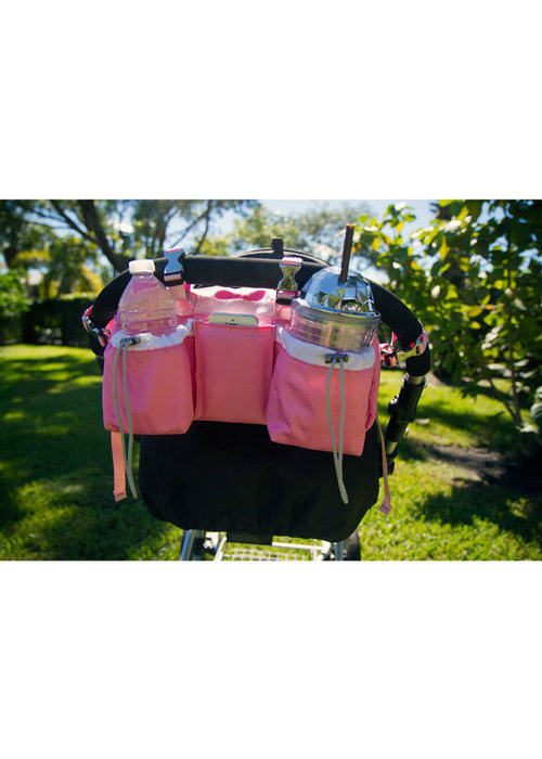 Buggy Gear Buggy Gear Buggy Butler Sport Organizer and Cooler In Niki Pink