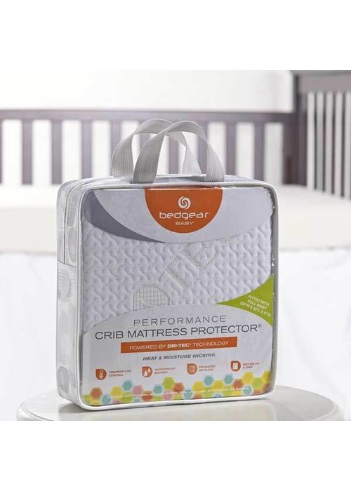 Bed Gear BedGear  Dri-Tec 5.0 Mattress Protector-Crib