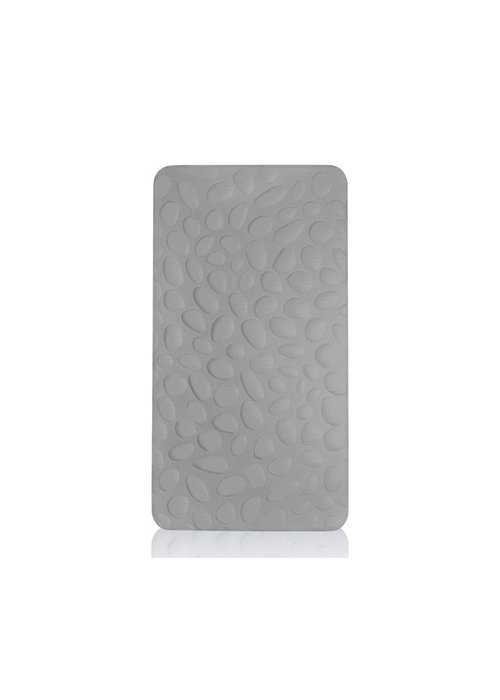 Nook Sleep Nook Sleep Pebble Pure Crib Mattress In Misty (Coconut And Latex) 2 Stage