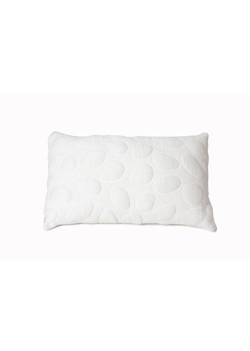Nook Sleep Nook Sleep Pebble Pillow Standard Size In Cloud