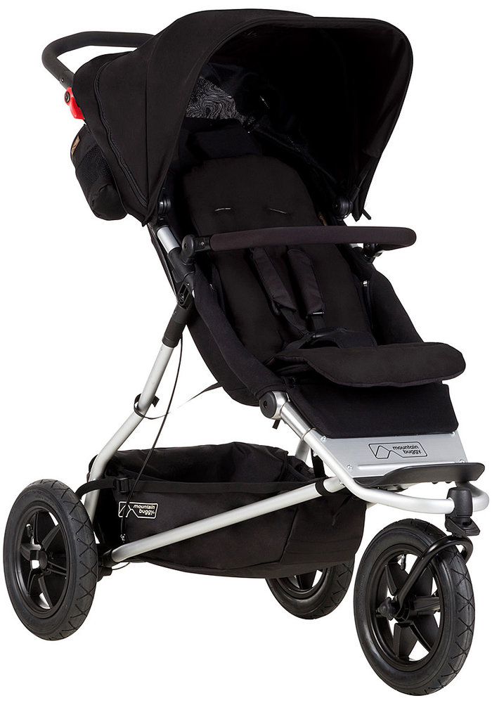 Mountain Buggy Plus One In Black