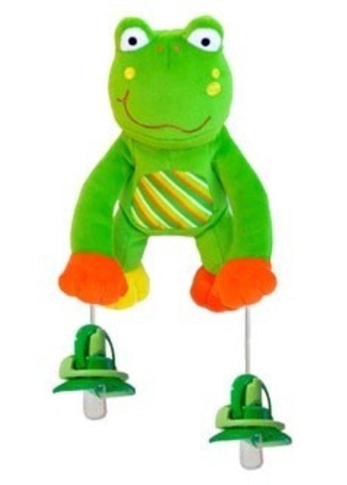 Pully Palz Pully Palz Puddles Frog
