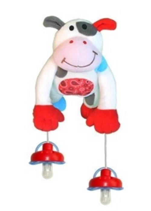 Pully Palz Pully Palz Puddles Cow