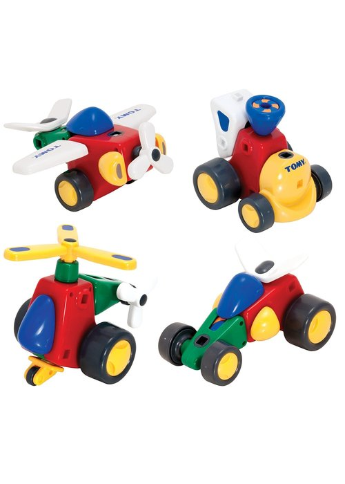 Tomy Tomy Constructable Vehicles