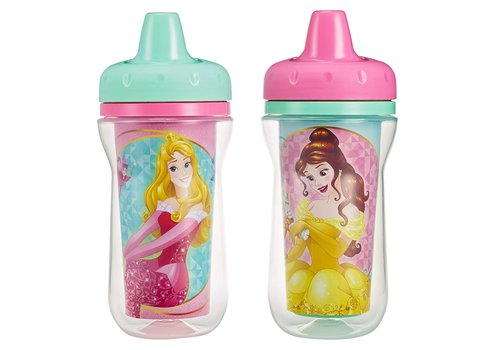 The First Years The First Year's Princess 9OZ Sippy Cups 2PK