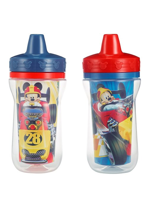 The First Years The First Year's Mickey Insulated 9 Oz Sippy Cups 2 PK
